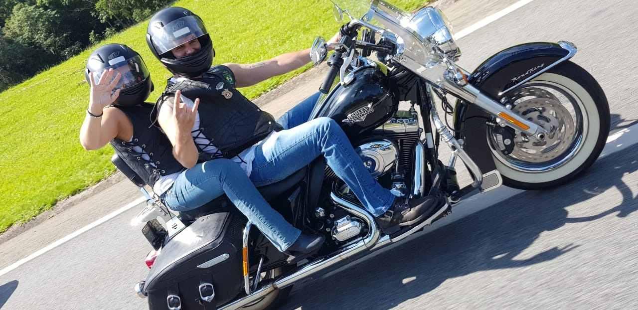 Harley Davidson Road King Classic 2013 Motos