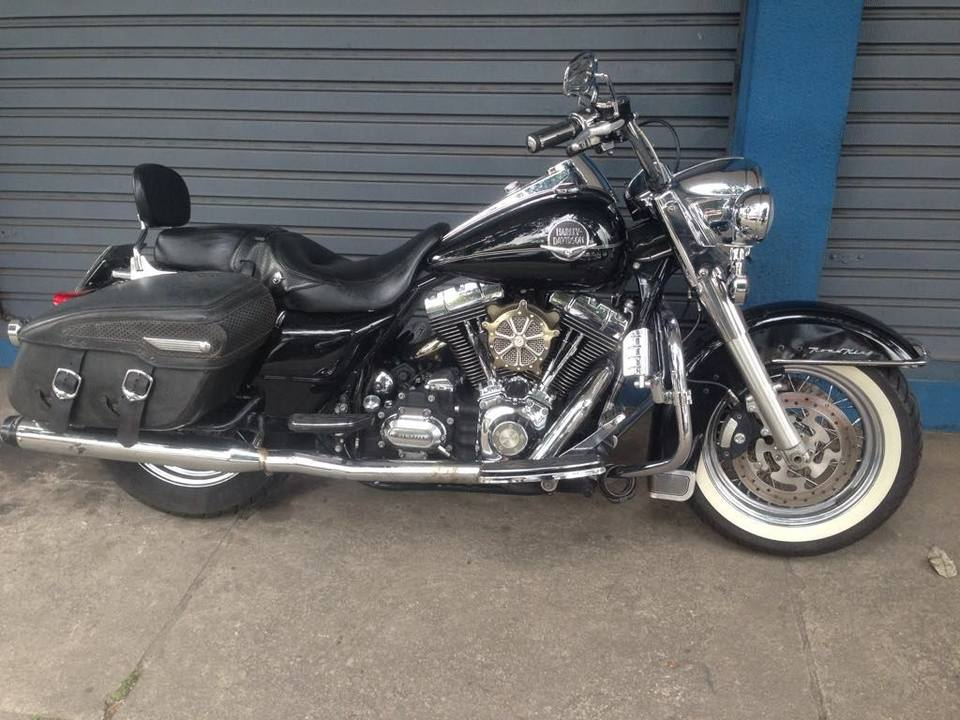 Harley Davidson Road King Classic Motos