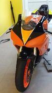 Honda CBR 1000 RR Fireblade (Std) 2007